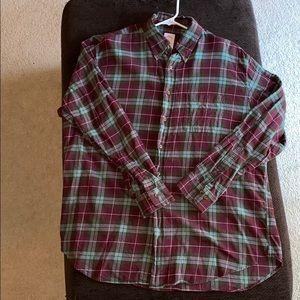 Brooks Brothers Flannel